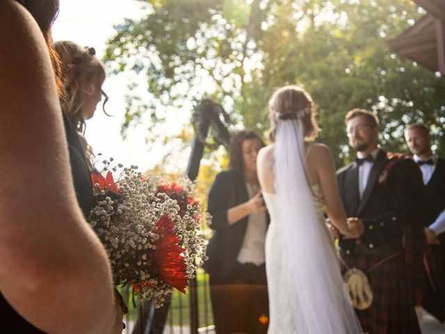 Kameron and Cora's wedding in Windsor, Ontario 7