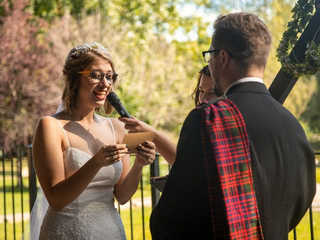 Kameron and Cora's wedding in Windsor, Ontario 8