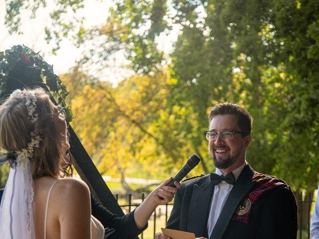 Kameron and Cora's wedding in Windsor, Ontario 1