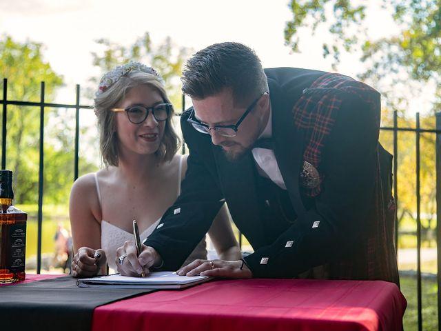 Kameron and Cora's wedding in Windsor, Ontario 9