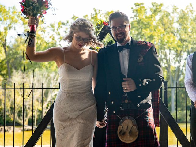 Kameron and Cora's wedding in Windsor, Ontario 11