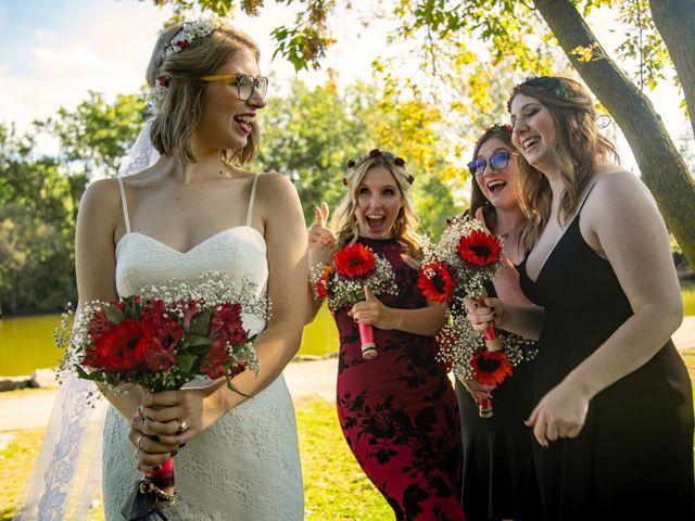 Kameron and Cora's wedding in Windsor, Ontario 12