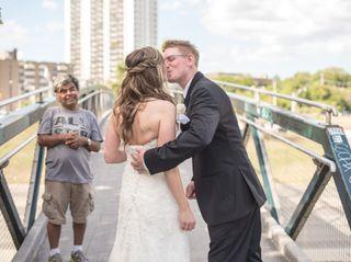 The wedding of Kara and Greg 1