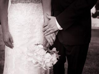 The wedding of Kara and Greg 2