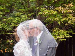 The wedding of Maureen and Ian