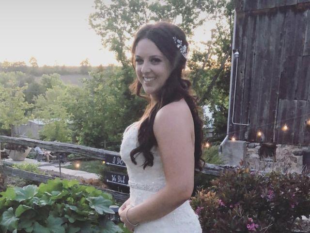 Travis and Lauren 's wedding in Cavan, Ontario 2