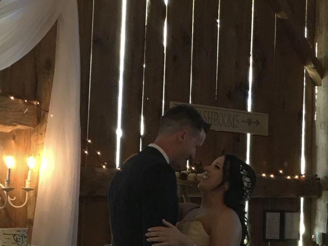 Travis and Lauren 's wedding in Cavan, Ontario 1