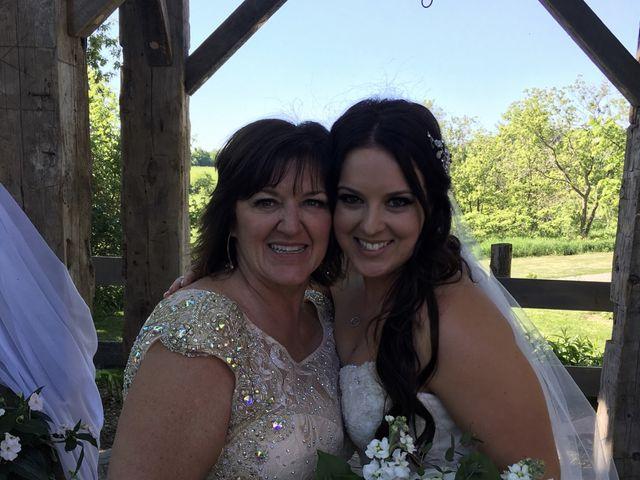 Travis and Lauren 's wedding in Cavan, Ontario 4