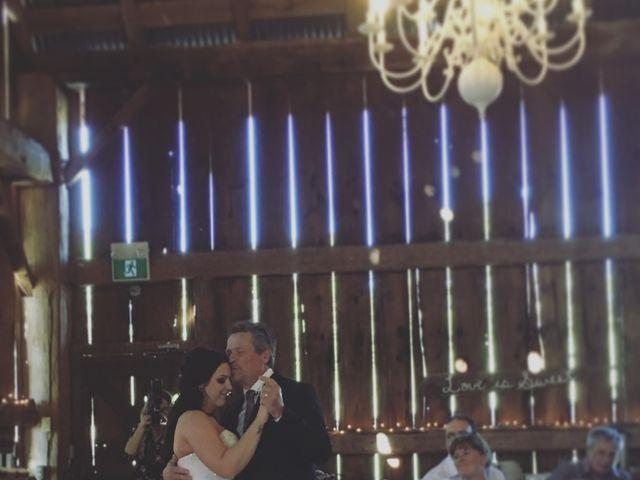 Travis and Lauren 's wedding in Cavan, Ontario 5