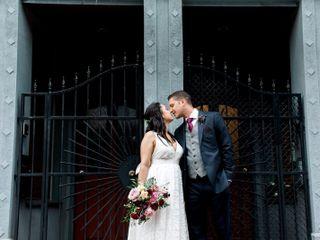 The wedding of Margarita and Gabriel