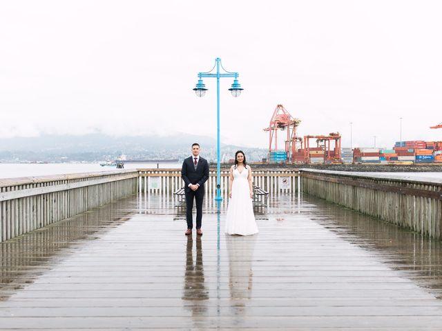 Gabriel and Margarita's wedding in Vancouver, British Columbia 20