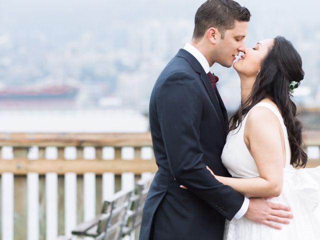 Gabriel and Margarita's wedding in Vancouver, British Columbia 22
