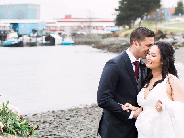 Gabriel and Margarita's wedding in Vancouver, British Columbia 23