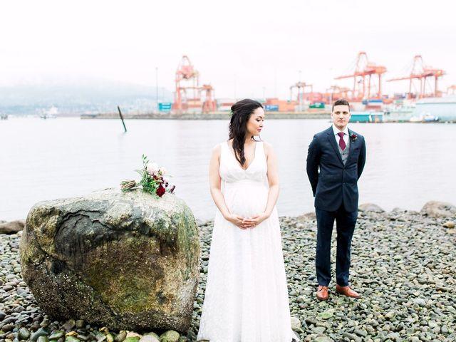 Gabriel and Margarita's wedding in Vancouver, British Columbia 24