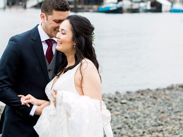 Gabriel and Margarita's wedding in Vancouver, British Columbia 25