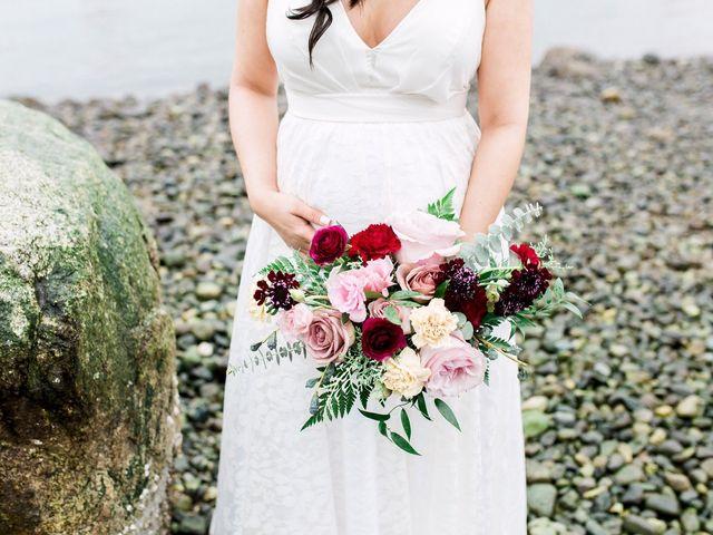 Gabriel and Margarita's wedding in Vancouver, British Columbia 26