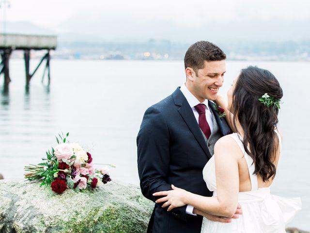 Gabriel and Margarita's wedding in Vancouver, British Columbia 28