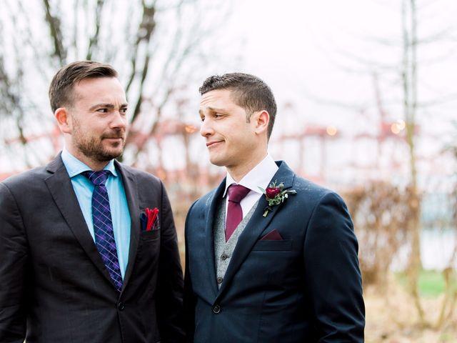 Gabriel and Margarita's wedding in Vancouver, British Columbia 31