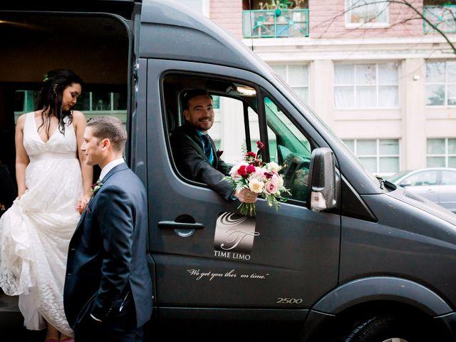 Gabriel and Margarita's wedding in Vancouver, British Columbia 35