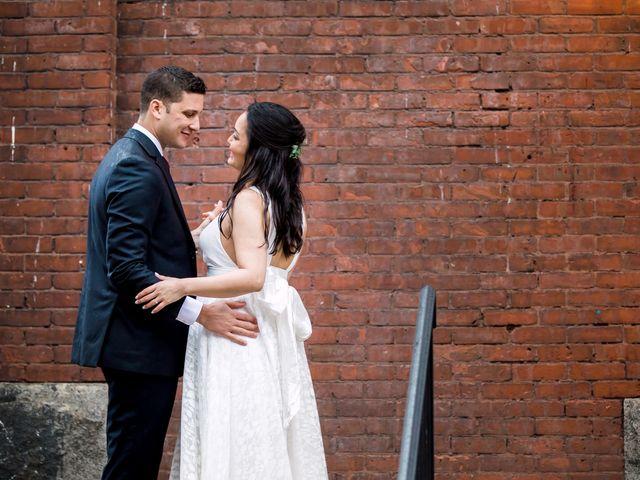 Gabriel and Margarita's wedding in Vancouver, British Columbia 43