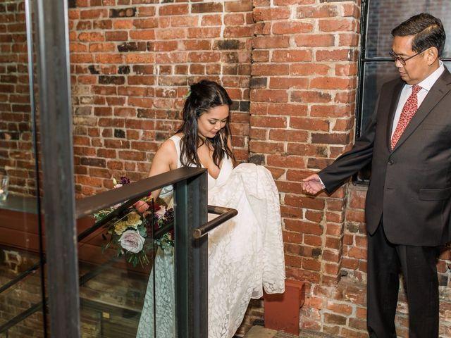 Gabriel and Margarita's wedding in Vancouver, British Columbia 51