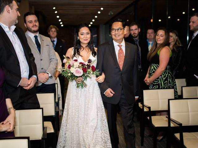 Gabriel and Margarita's wedding in Vancouver, British Columbia 52