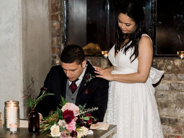 Gabriel and Margarita's wedding in Vancouver, British Columbia 59