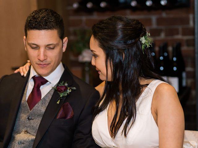Gabriel and Margarita's wedding in Vancouver, British Columbia 78