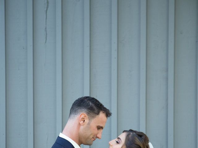Dallyn and Cristina's wedding in Burnaby, British Columbia 3