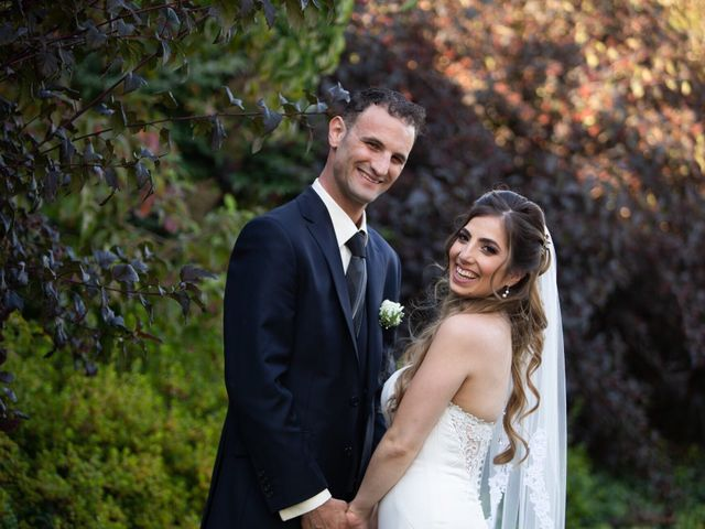 Dallyn and Cristina's wedding in Burnaby, British Columbia 4