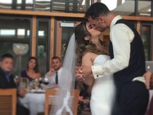 The wedding of Cristina and Dallyn