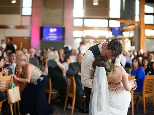 Dallyn and Cristina's wedding in Burnaby, British Columbia 6