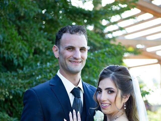 Dallyn and Cristina's wedding in Burnaby, British Columbia 8