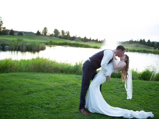 Dallyn and Cristina's wedding in Burnaby, British Columbia 2