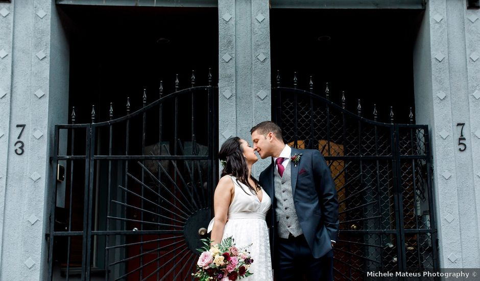 Gabriel and Margarita's wedding in Vancouver, British Columbia