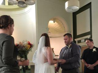 The wedding of Victoria and Kurtis  1