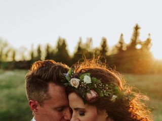 The wedding of Shanna and Mark