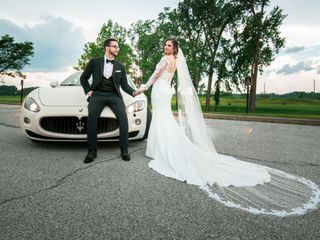 The wedding of Nadia and Mehdi 2