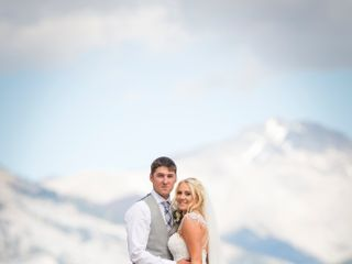 The wedding of Shannon and Jason