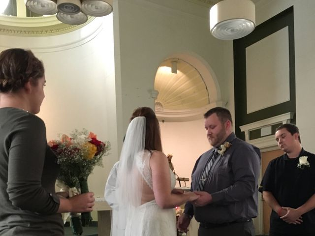 Kurtis  and Victoria's wedding in Kitchener, Ontario 2