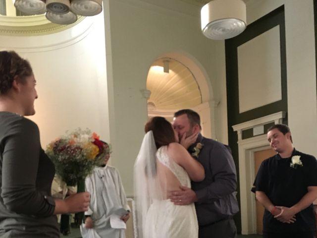 Kurtis  and Victoria's wedding in Kitchener, Ontario 3