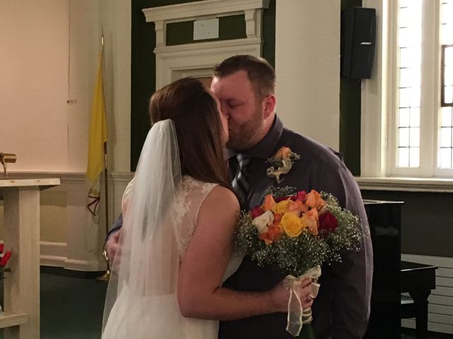 Kurtis  and Victoria's wedding in Kitchener, Ontario 1