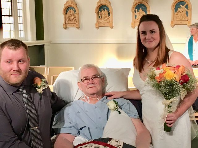 Kurtis  and Victoria's wedding in Kitchener, Ontario 5