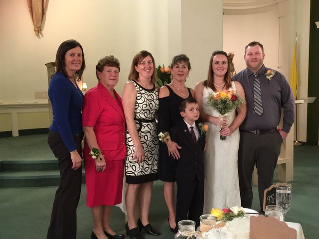Kurtis  and Victoria's wedding in Kitchener, Ontario 6
