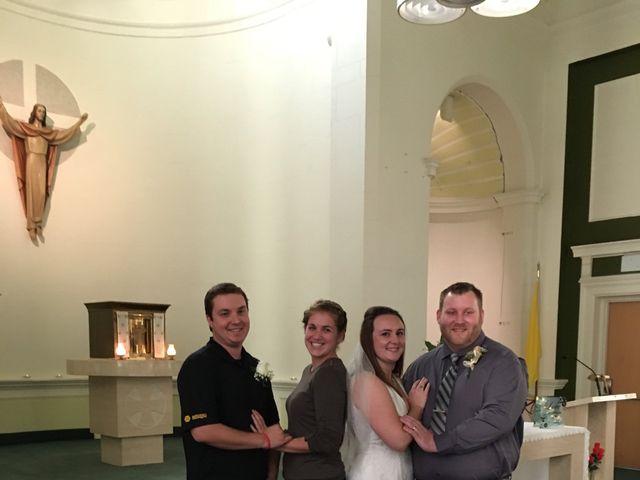 Kurtis  and Victoria's wedding in Kitchener, Ontario 7