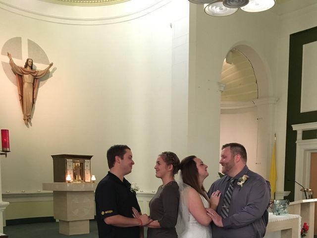 Kurtis  and Victoria's wedding in Kitchener, Ontario 8