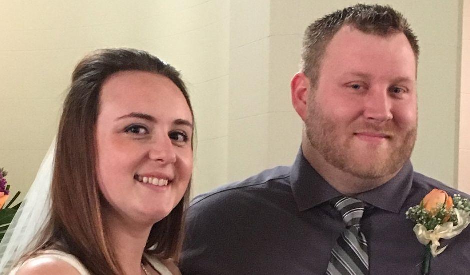Kurtis  and Victoria's wedding in Kitchener, Ontario