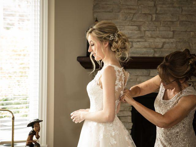 Philippe and Karine's wedding in Saint-Antoine-sur-Richelieu, Quebec 9