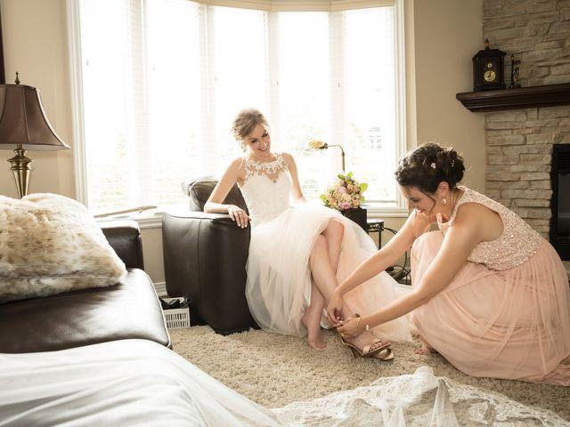 Philippe and Karine's wedding in Saint-Antoine-sur-Richelieu, Quebec 19