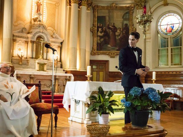 Philippe and Karine's wedding in Saint-Antoine-sur-Richelieu, Quebec 25